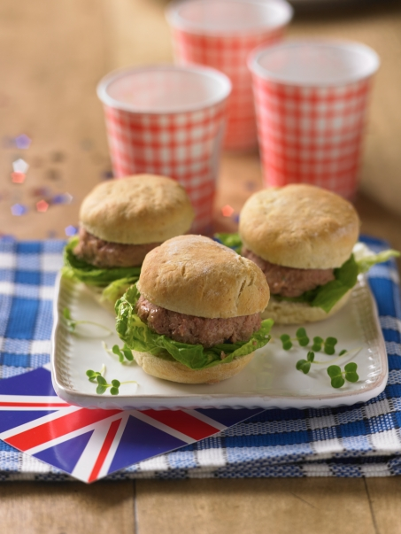 Jubilee burgers