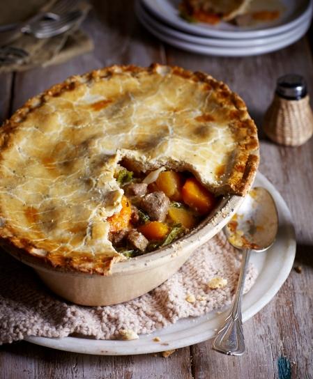 rish stew pie