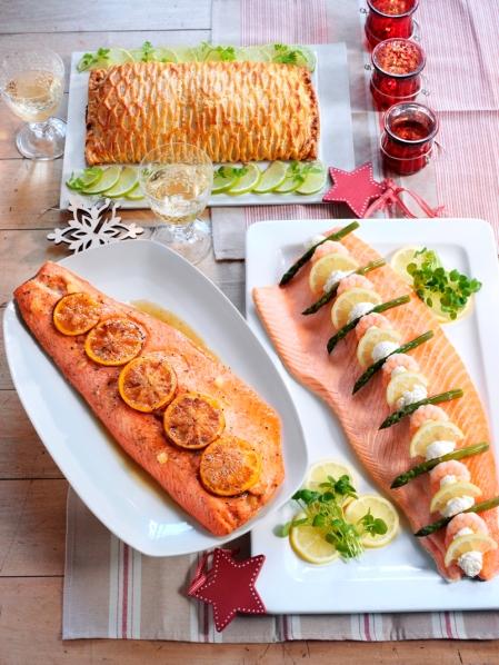 salmon big