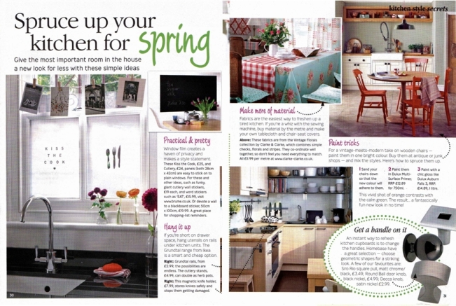 Spring kitchen1
