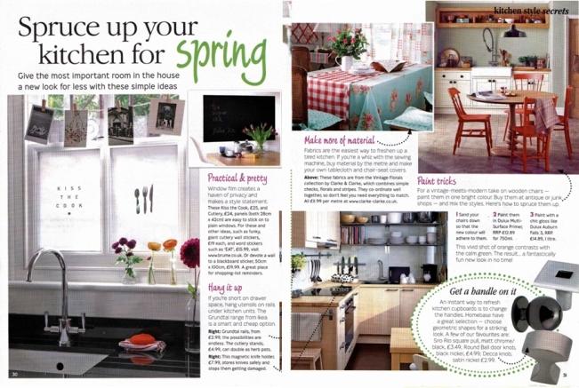 Spring kitchen1